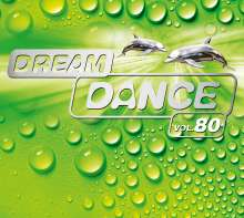 Dream Dance Vol. 80, 3 CDs