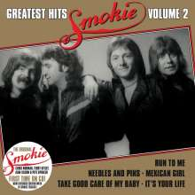 """Smokie: Greatest Hits Vol. 2 """"Gold"""" (New Extended Version), CD"""