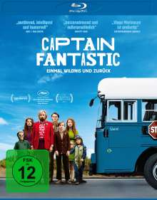 Captain Fantastic (Blu-ray), Blu-ray Disc