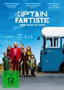 Captain Fantastic, DVD