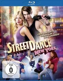 Streetdance: New York (Blu-ray), Blu-ray Disc