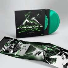 Marteria (aka Marsimoto): Zu zweit allein (180g) (Limited Edition) (Green Vinyl), 2 LPs