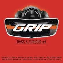 GRIP Bass & Furious #4, 2 CDs