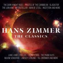 Hans Zimmer: The Classics, 2 LPs