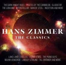 Filmmusik: Hans Zimmer: The Classics, CD