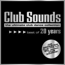 Club Sounds: Best Of 20 Years, 3 CDs