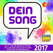 Dein Song 2017, 2 CDs