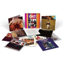 The Kinks: The Mono Collection (180g), 10 LPs