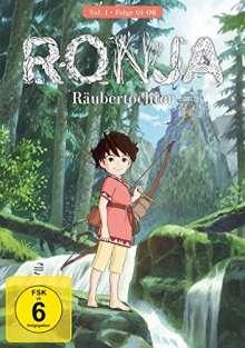 Ronja Räubertochter Vol. 1, DVD