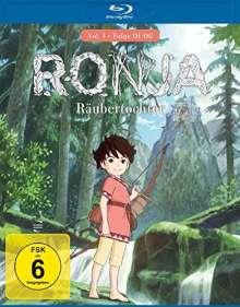 Ronja Räubertochter Vol. 1 (Blu-ray), Blu-ray Disc
