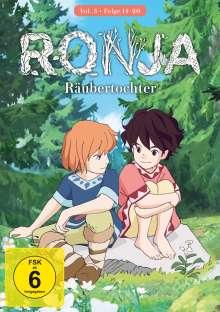 Ronja Räubertochter Vol. 3, DVD