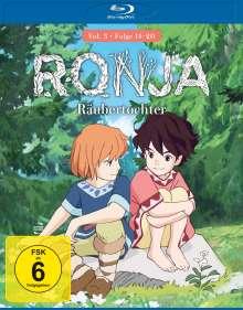 Ronja Räubertochter Vol. 3 (Blu-ray), Blu-ray Disc