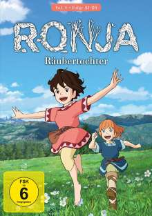 Ronja Räubertochter Vol. 4, DVD