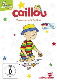 Caillou: Verreisen mit Caillou, DVD