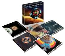 Electric Light Orchestra: The Studio Albums 1973 - 1977, 5 CDs