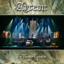 Ayreon: The Theater Equation: Live 2015 (Special Edition), 3 CDs