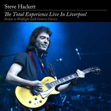 Steve Hackett (geb. 1950): The Total Experience Live In Liverpool, Blu-ray Disc