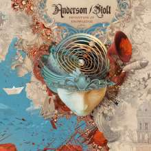 Anderson / Stolt (Jon Anderson & Roine Stolt): Invention Of Knowledge, CD