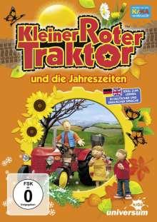 Kleiner roter Traktor und die Jahreszeiten, DVD