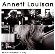 Annett Louisan: Berlin - Kapstadt - Prag, CD