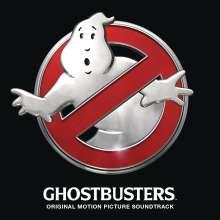 Filmmusik: Ghostbusters, CD