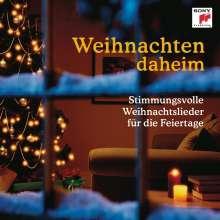 Weihnachten daheim, CD