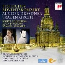 Festliches Adventskonzert aus der Dresdner Frauenkirche 2015, CD