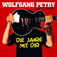 Wolfgang Petry: Die Jahre mit dir, CD
