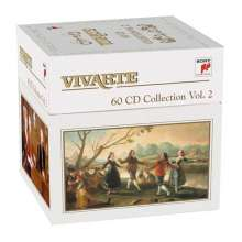 Vivarte Collection, 60 CDs