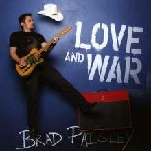 Brad Paisley: Love And War, CD