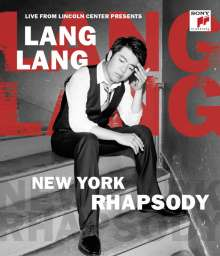 Lang Lang - New York Rhapsody, Blu-ray Disc