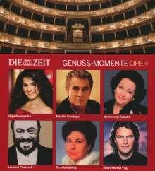 Genuss-Moment Oper (Zeit-Edition), 6 CDs