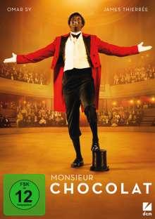 Monsieur Chocolat, DVD