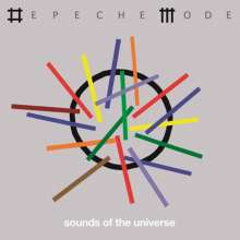 Depeche Mode: Sounds Of The Universe (180g), 2 LPs