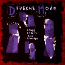 Depeche Mode: Songs Of Faith and Devotion (180g), LP
