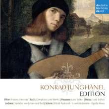 Konrad Junghänel - Edition (DHM-Edition), 10 CDs