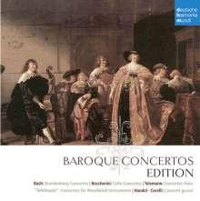 Barockkonzerte (DHM-Edition), 10 CDs