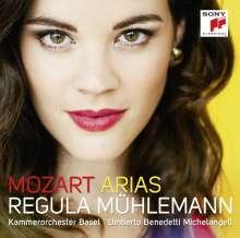 Regula Mühlemann - Mozart Arias, CD