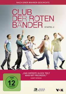 Club der roten Bänder Staffel 2, 3 DVDs