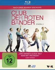 Club der roten Bänder Staffel 2 (Blu-ray), 2 Blu-ray Discs