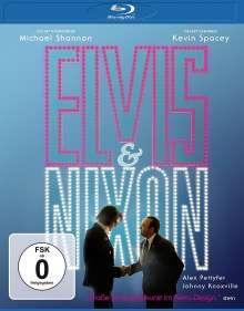 Elvis & Nixon (Blu-ray), Blu-ray Disc