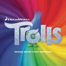 Filmmusik: Trolls, CD