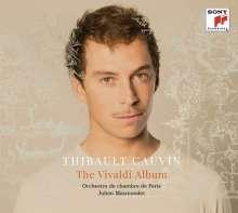 Thibault Cauvin - The Vivaldi Album, CD