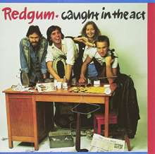 Redgum: Caught In The Act, LP