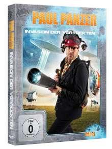Paul Panzer: Invasion der Verrückten, DVD