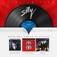 Silly: Original AMIGA Classics - Vinyl Edition, 4 LPs