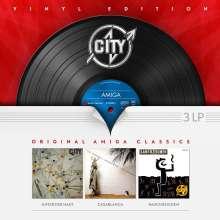 City: Original AMIGA Classics - Vinyl Edition, 3 LPs