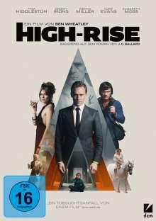 High-Rise, DVD
