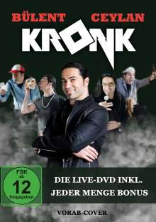 Bülent Ceylan - Kronk, DVD