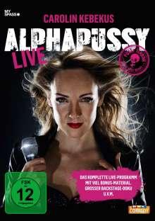 Carolin Kebekus - AlphaPussy, DVD